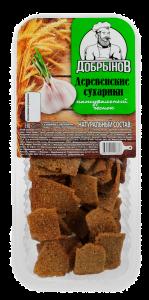 Сухарики-чеснок